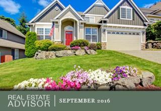 Real Estate Advisor September 2016