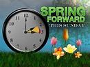 Spring Forward - 2018