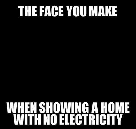 No electricity - 071618